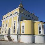 ноябрь 2018 г. Храм Николая Чудотворца