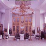 07.01.2019 г. Убранство храма на Рождество Христово.