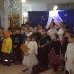 08-01-2019 г. Елка в воскресной школе.
