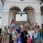 Паломническая поездка в Введенский Владычный женский монастырь г.Серпухов 12 июня 2019 г.