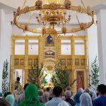 Праздник Пресвятой Троицы 16 июня 2019 г,