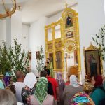 Праздник Cвятой Троицы 16 июня 2019 г,