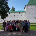 Паломническая поездка в Свято-Троицкую Сергиеву Лавру 27 августа 2019 г,